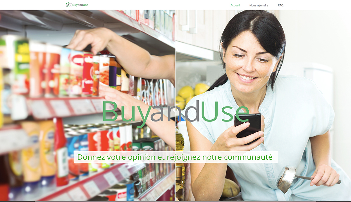 Notre participation à Buy And Use